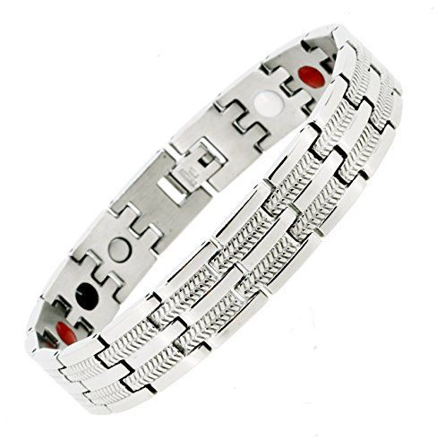 Men/'s Big Heavy King Dragon Pearl 316L Stainless Steel Bangle Cuff Bracelet