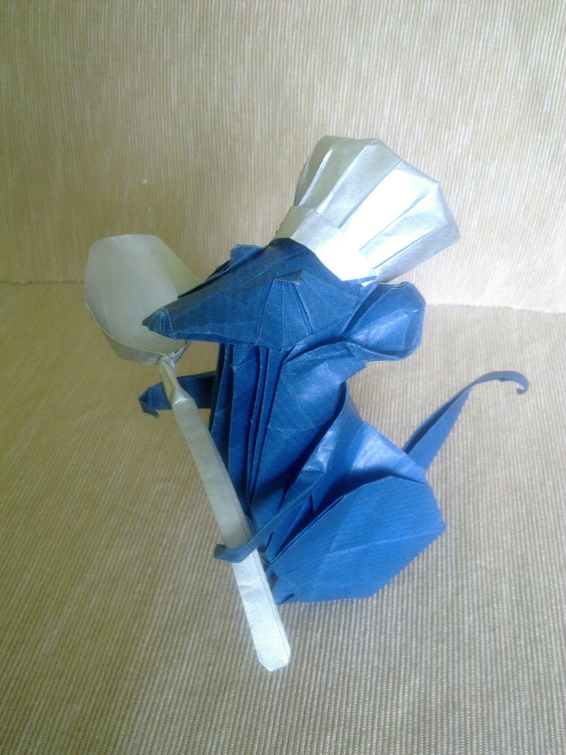 Origami ratatouille rat my origami pinterest ratatouille and origami ratatouille rat jeuxipadfo Images