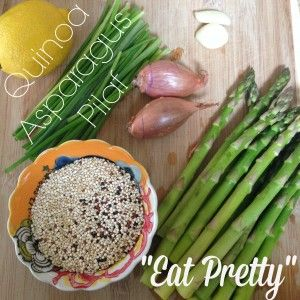 Delicious healthy vegan meal that's also anti-aging? Yes ma'am! Try it out when you need a quick weeknight meal.