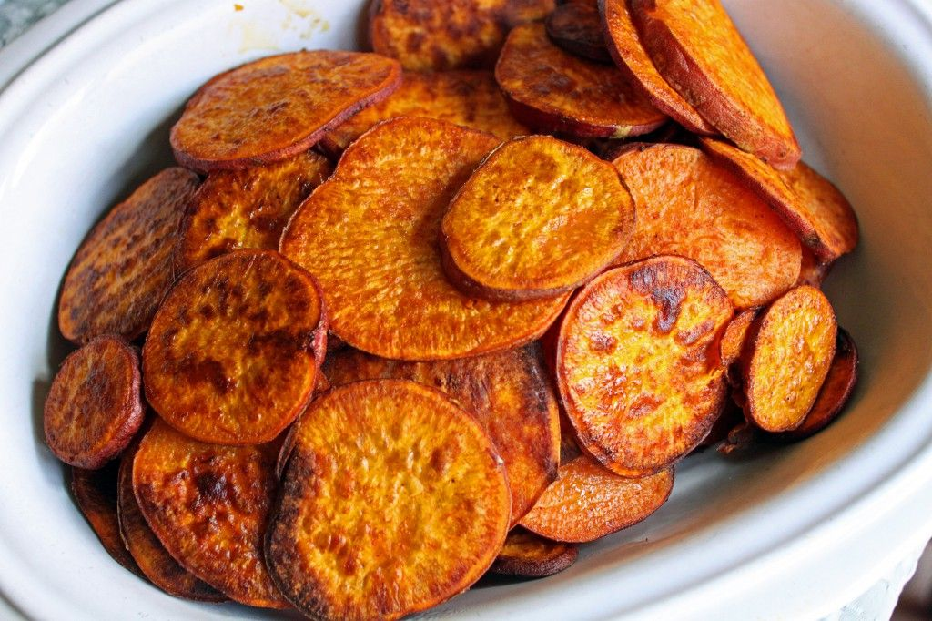 yam oven fries