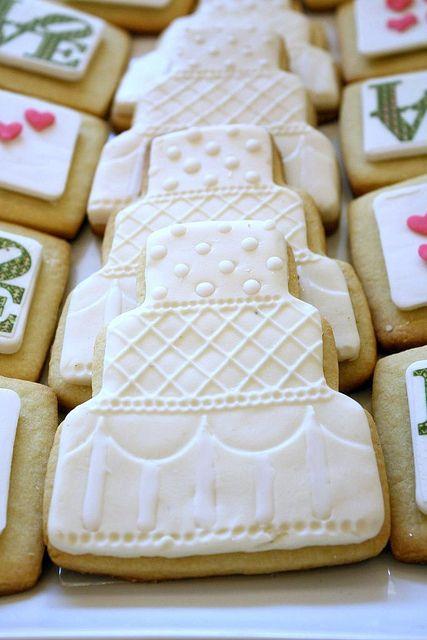 Wedding Cake Sugar Cookies Wedding Cake Cookies Wedding Cookies Cookie Decorating