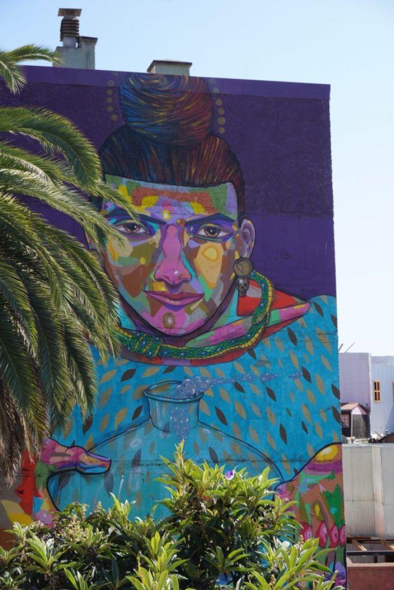 Amazing graffiti street art in valparaiso travelgal