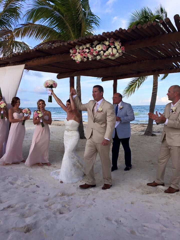 Destination Wedding Review.Jamie Matt S Review Of Their Destination Wedding At Secrets Maroma