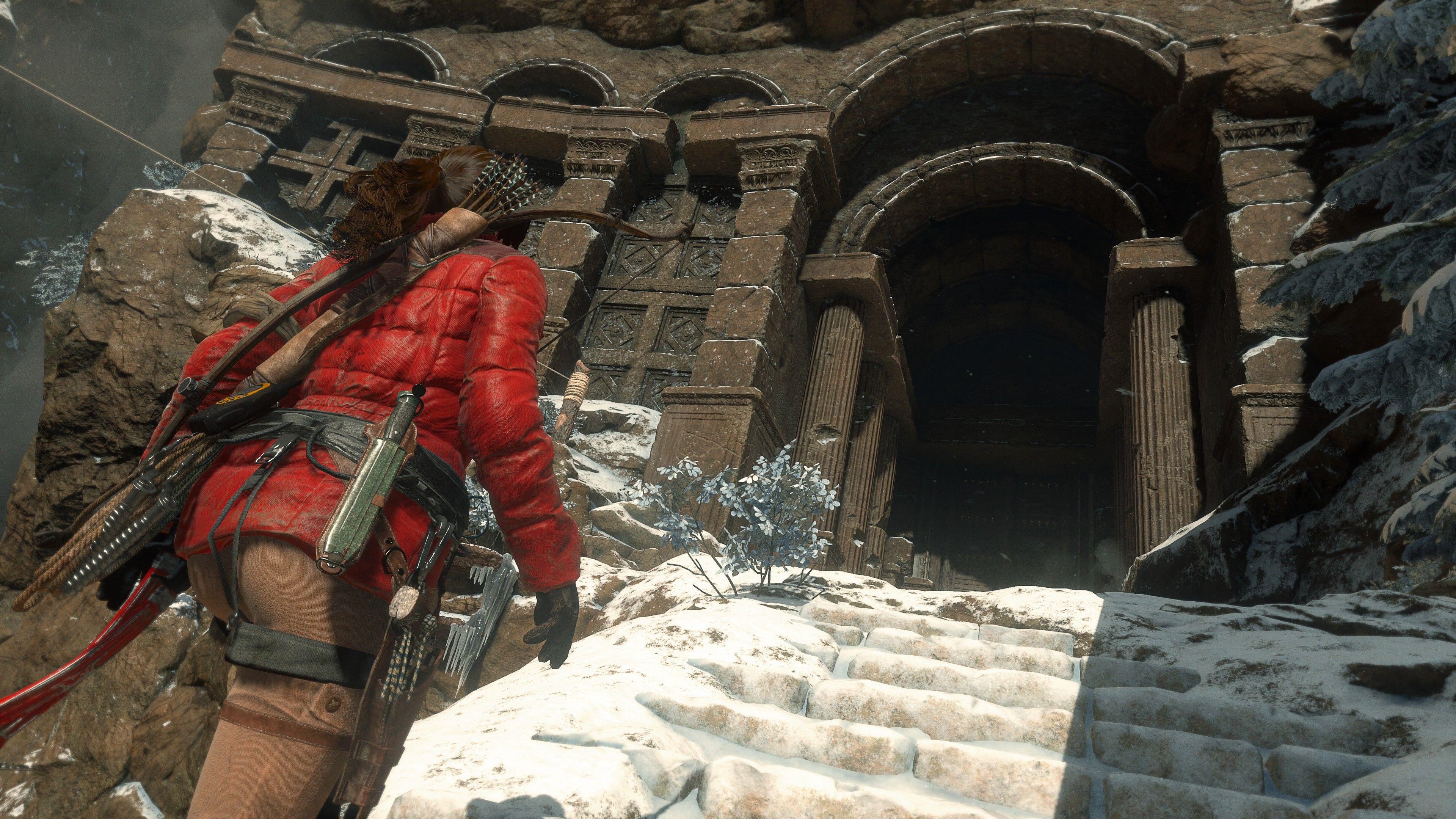 Lara Croft Neues Spiel