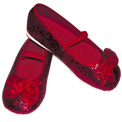 Girls Red Ruby Slippers Dorothy Wizard Of Oz Shoes Flower Girl Shoes Wizard Of Oz Shoes Party Shoes
