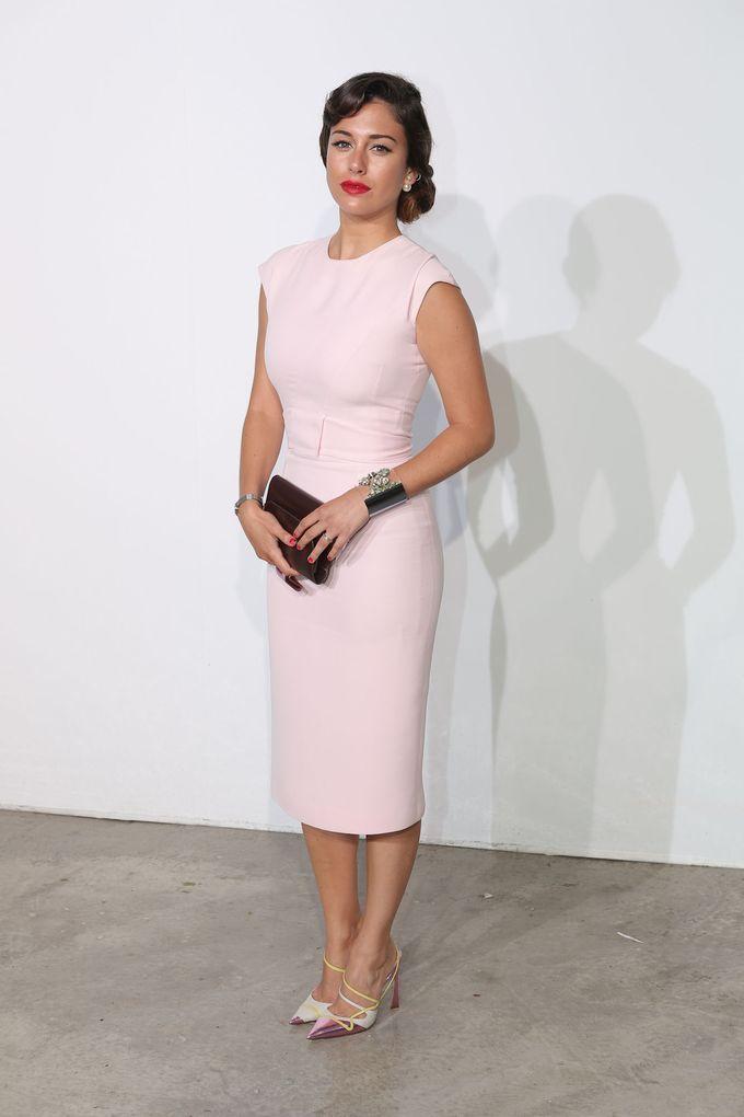 Vestido Rosa Palo Corto Buscar Con Google Vestido Rosa