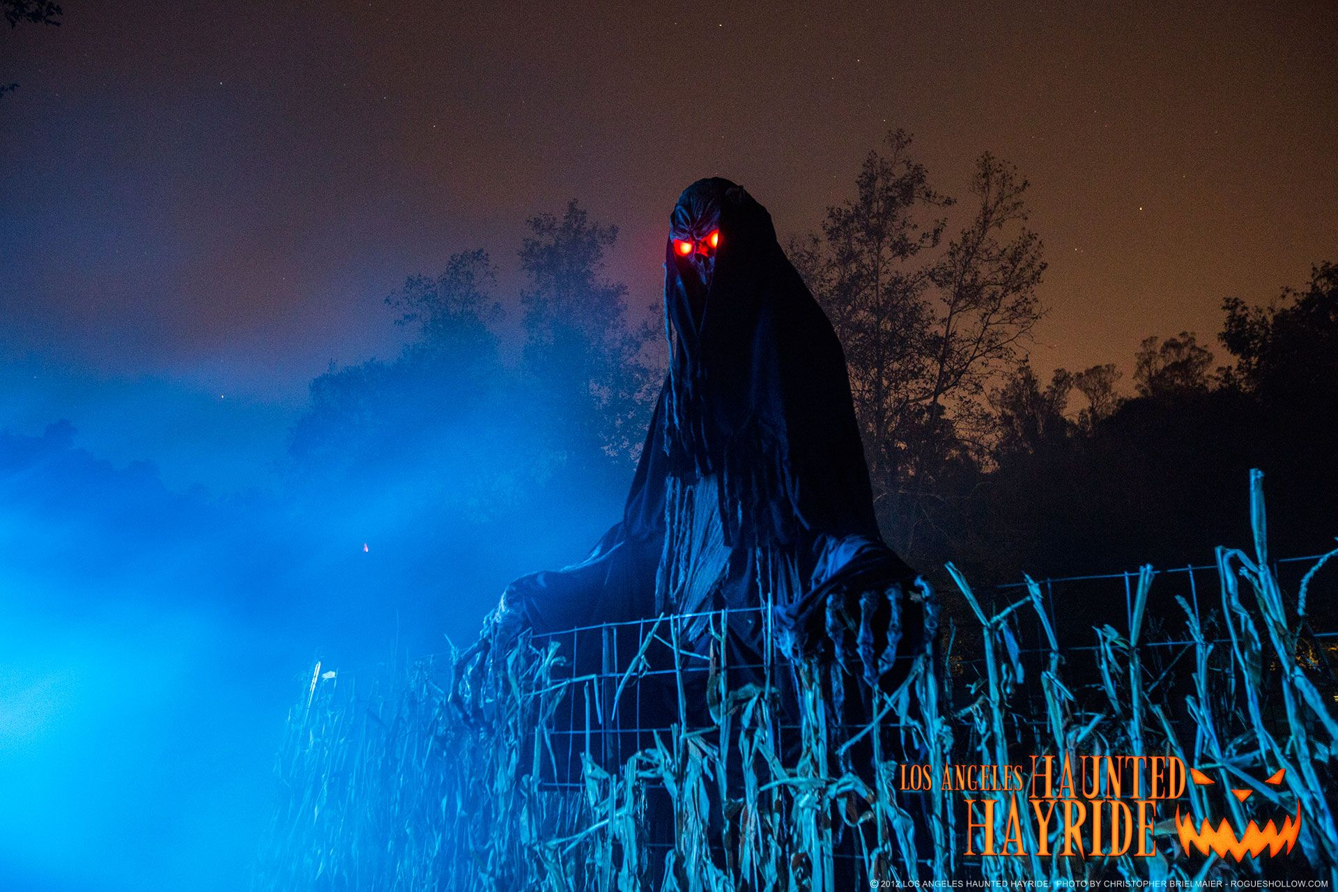 The Corn Stalker Los Angeles Haunted Hayride Haunted Hayride Los Angeles Haunted Hayride Hayride