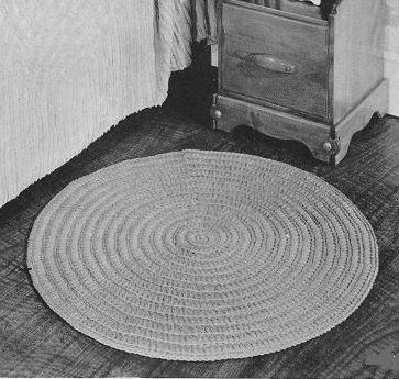 Round and round: Rag-to-rug-crochet - Canadian Living
