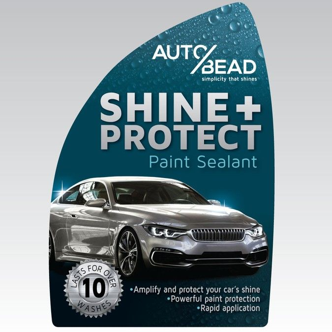 Create a European Automotive package design for a high end car - auto detailing flyer template