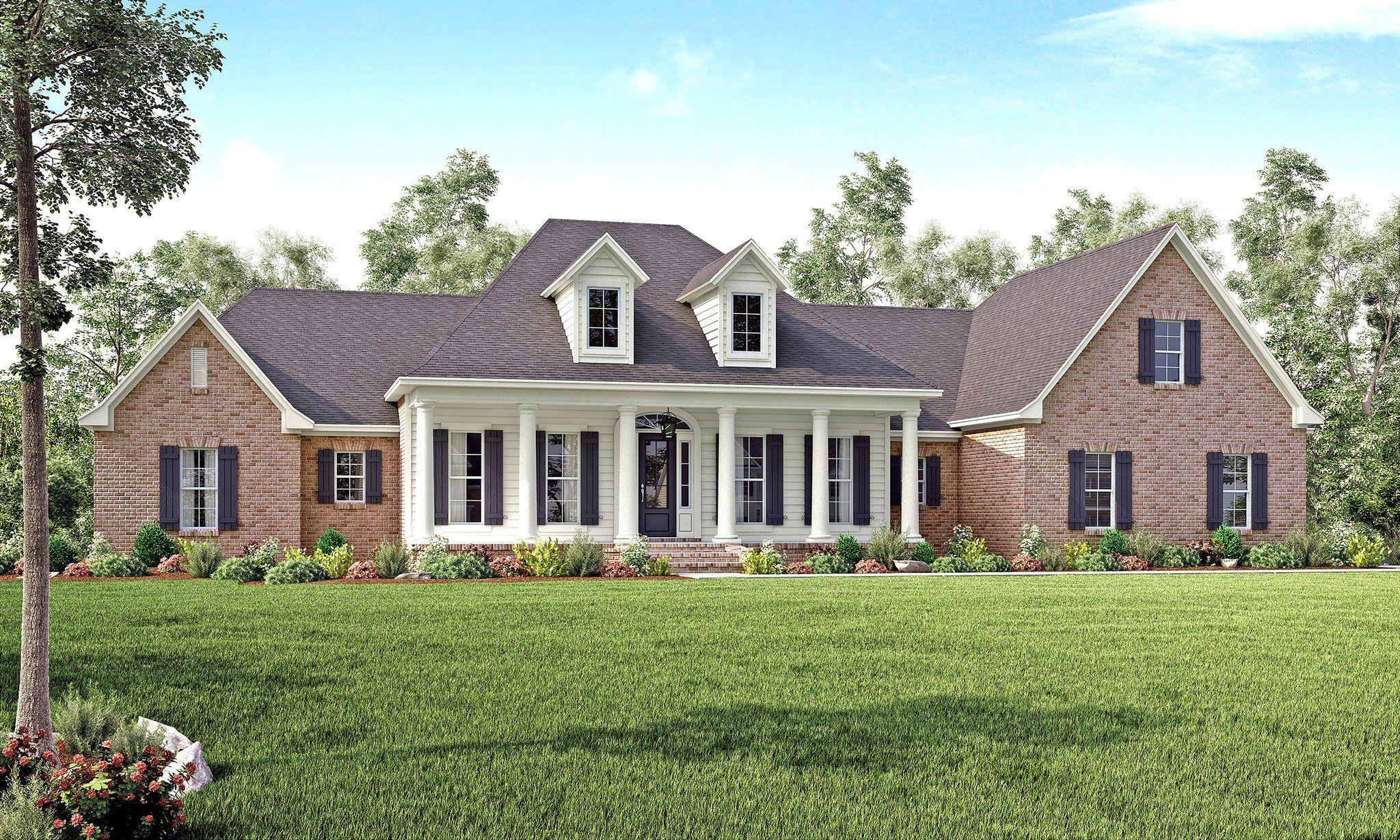 Shadow Lane House Plan