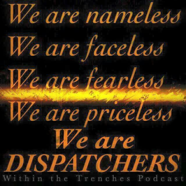 Dispatcher  Dispatchers Are The Best    There Home