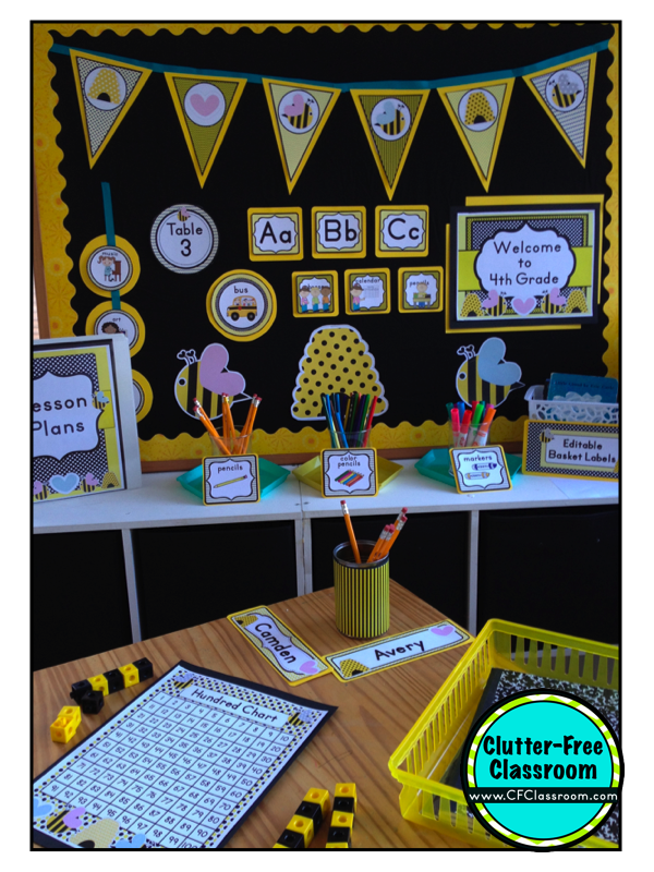 Are You Looking For Great Bee Ideas And Designs Your Classroom This Is The