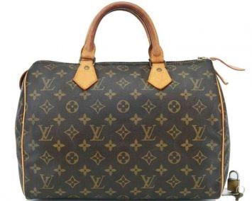 bd7bd55a2061 Louis Vuitton Bag - Satchel  589