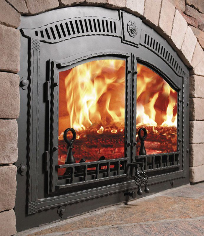 Napoleon Nz6000 1 Black High Country Epa Zero Clearance Wood Burning Fireplace Wood Burning Fireplace Inserts Fireplace Inserts Fireplace Doors