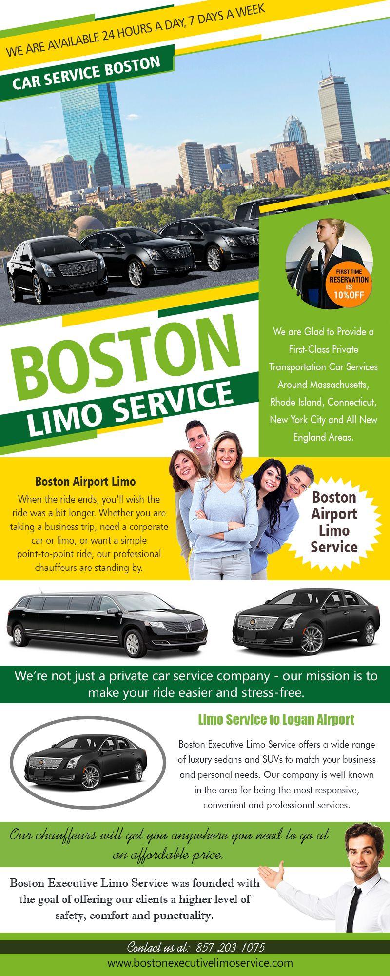 Boston Limo Service 8572031075