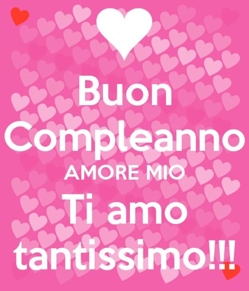 Pin On Buon Compleanno