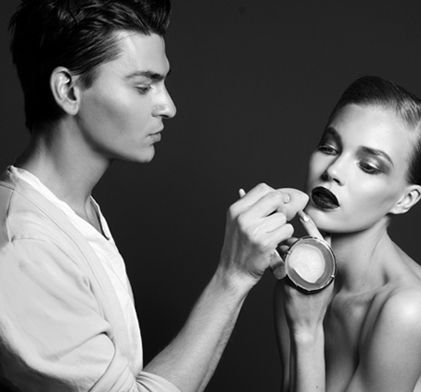 top celebrity makeup artist Mario Dedivanovic
