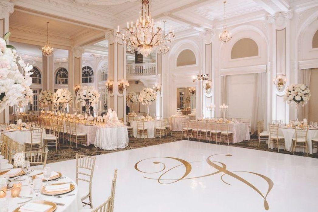 Pin von Daphney Lehner auf rose gold wedding