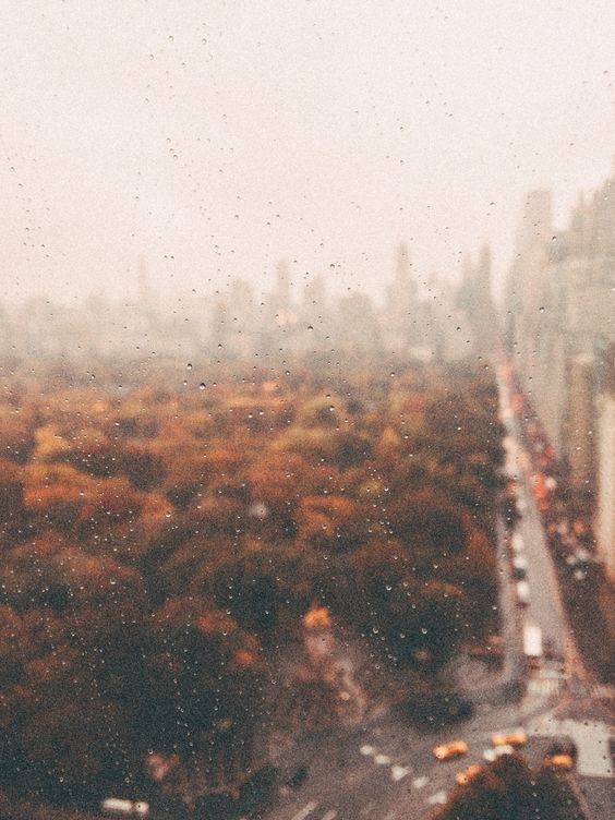 Habitually Chic® » Autumn Inspiration October 20... - #Autumn #Chic #Habitually #Inspiration #October #rain #halloweenaesthetic