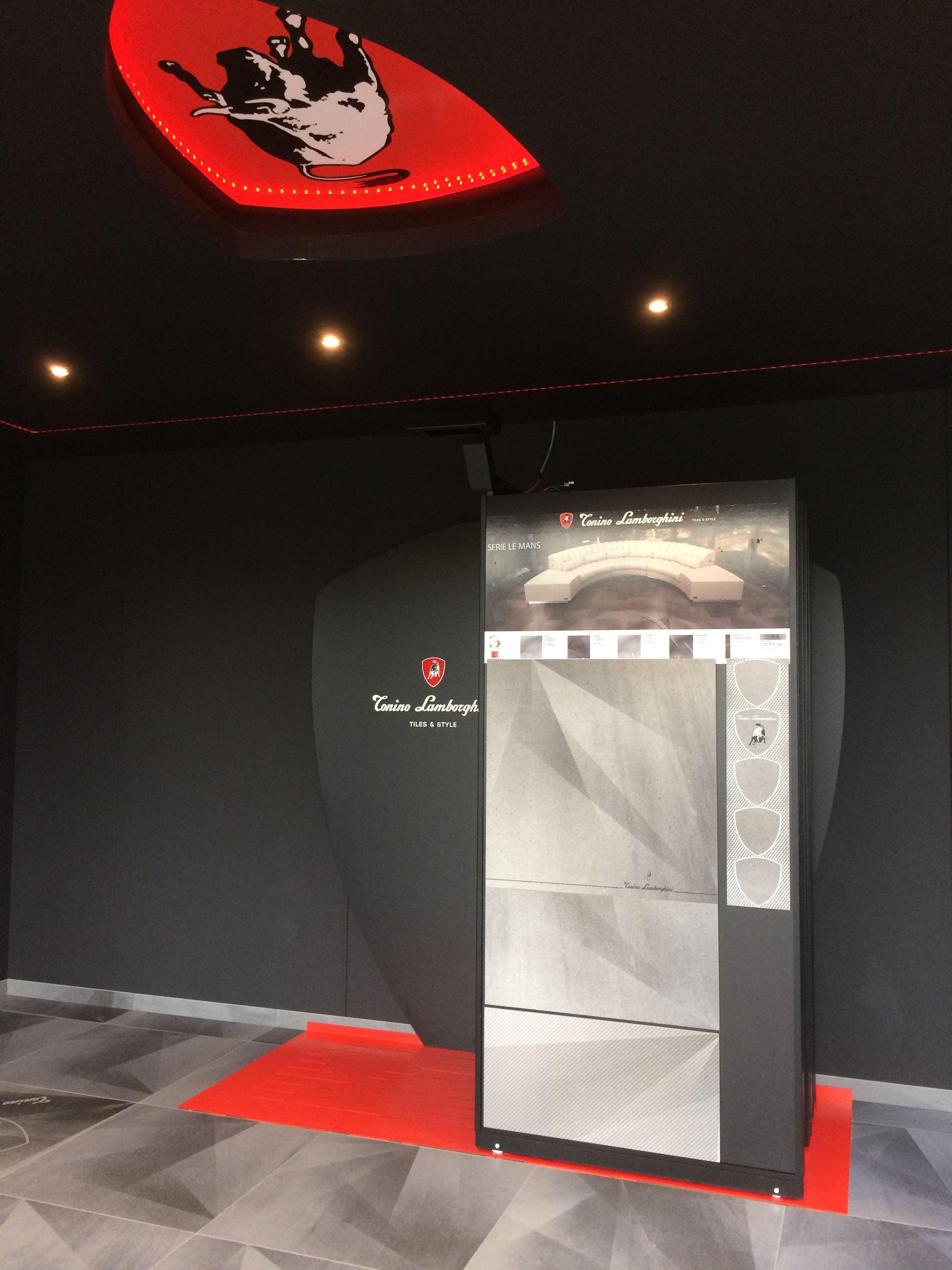 Les Collections De Tonino Lamborghini Tiles Sont Maintenant En Presentation Chez Neptuno Carrelages A Strepy Bracquegnies La Louviere