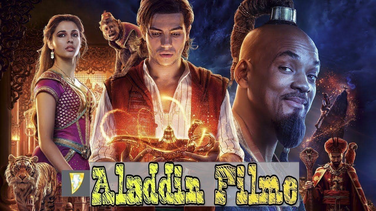 Aladdin Filme Lancamento 2019 Completo Dublado Filmes