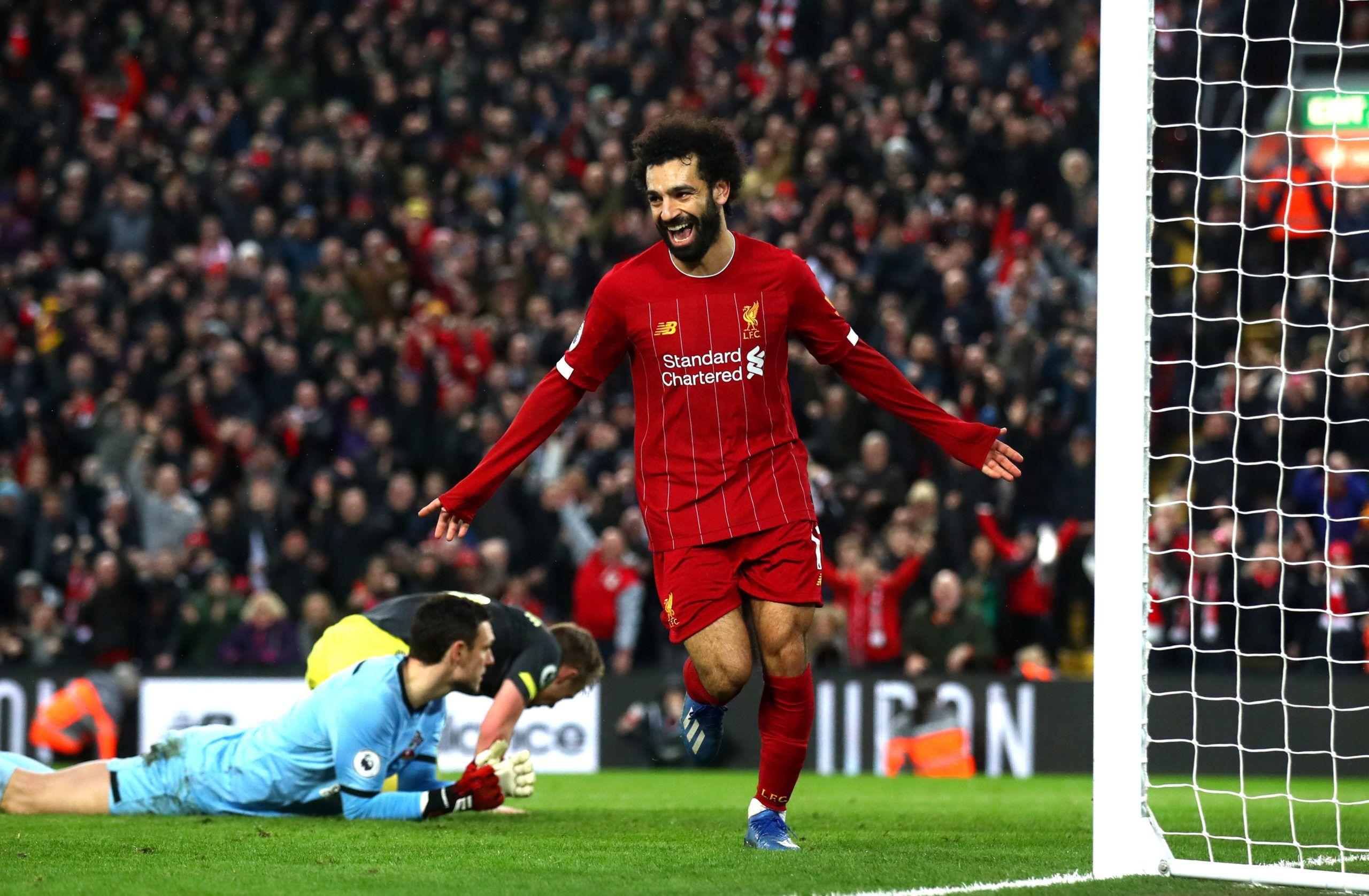 Liverpool Vs Southampton [4-0] Download Highlights. | Liverpool,  Southampton, Football match