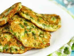 Photo of Grilled pumpkin and carrot pancakes, super healthy!