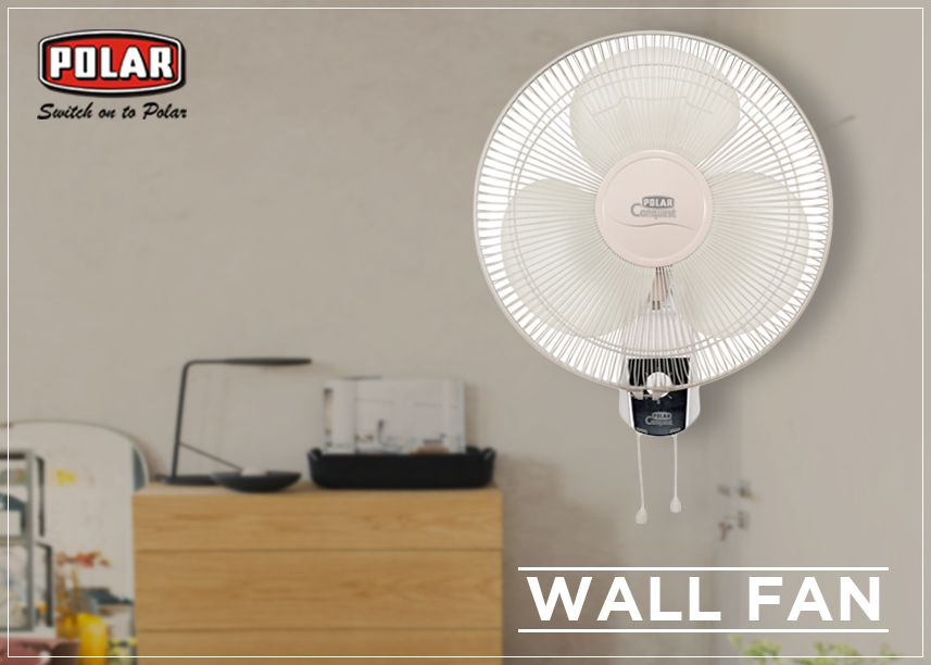 The Different Benefits Of Using A Wall Fan Wall Fans Wall Mounted Fan Fan