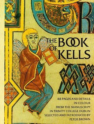 The book of #kells., #brown, peter. #paperback book,  View more on the LINK: http://www.zeppy.io/product/gb/2/301813903049/