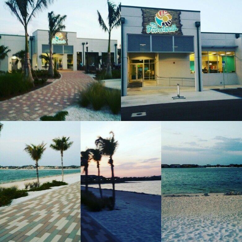 Boardwalk Cafe And North Lake Village Fgcu Campus Ft Myers Fl Florida Gulf Coast University Lake Village Gulf Coast Florida
