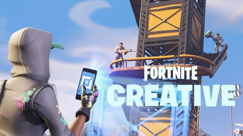 Custom Map Designing Features Fortnite Battle Royale Game Funny Games