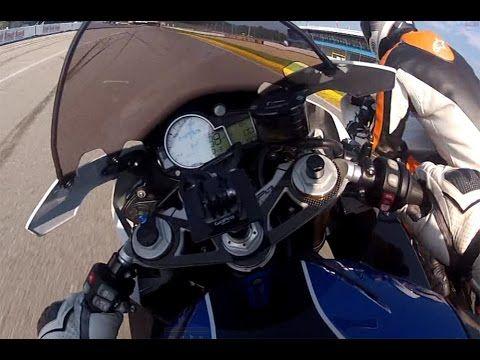 BMW HP4 @ Mid Ohio Raceway: motovlog