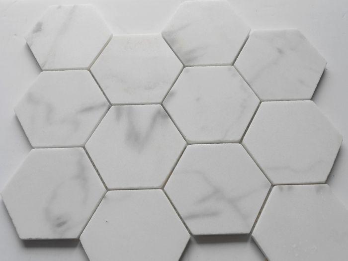 6 Hoekige Tegels : Zeshoekige tegel keuken vloer google zoeken flooooorss