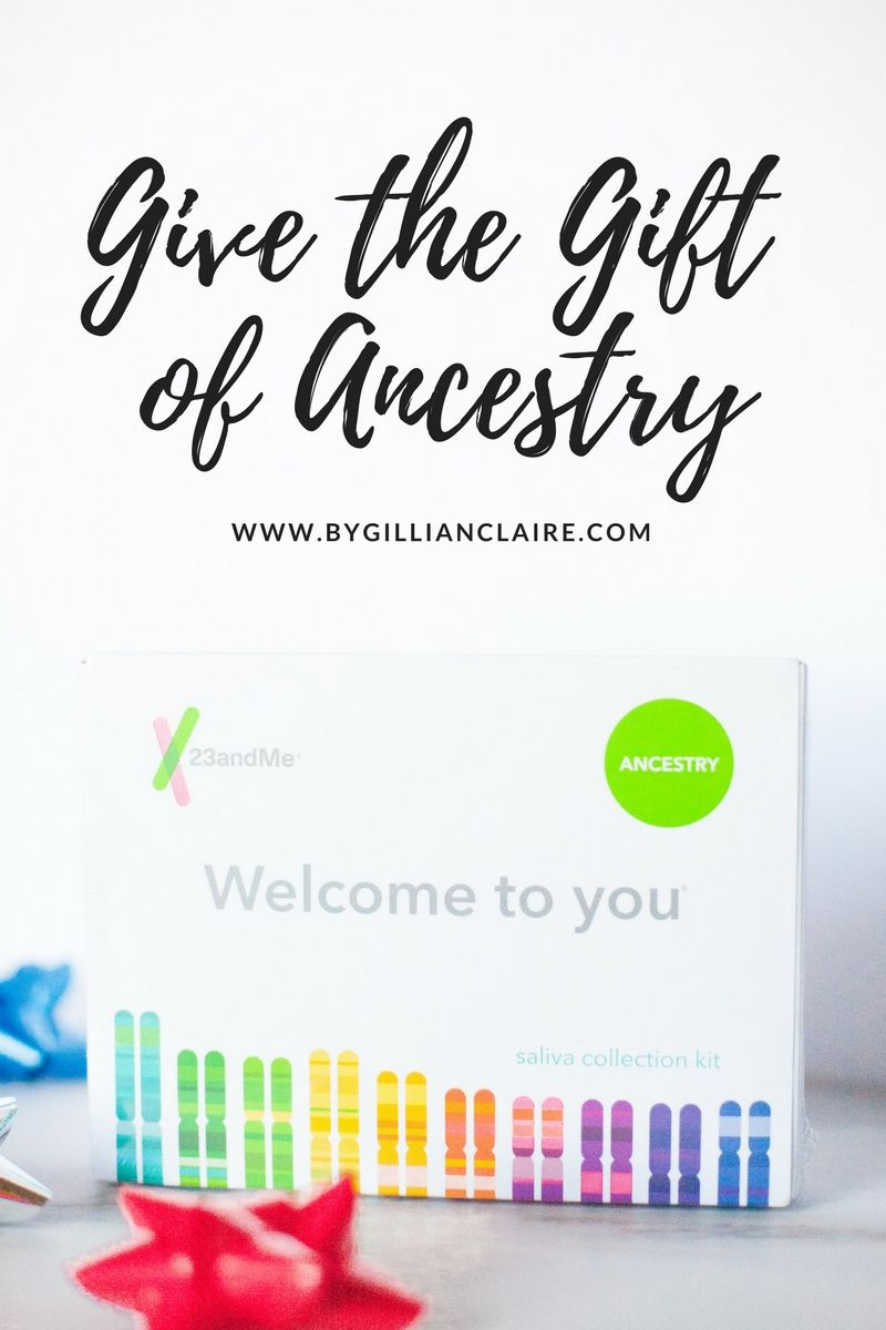 #ad #23andMeGifting DNA Ancestry Kit / Unique Gift Idea / Gifts / Presents / Christmas / Grandparent Gfits / Gifts for Parents / Gifts for Siblings ...