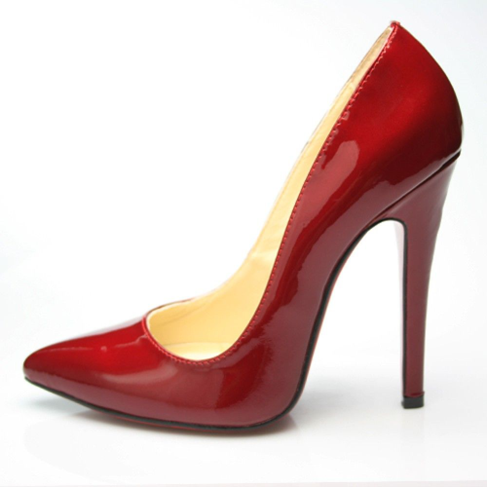 Exquisite High Heel Pumps - http://ikuzoladyshoes.com/exquisite ...