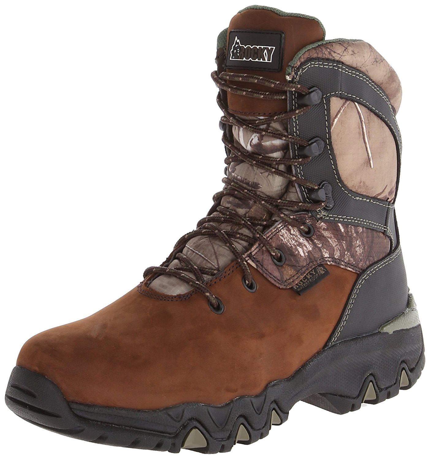c517e4de59a Rocky Men's 8 Inch Bigfoot 103 Snow Boot * For more information ...