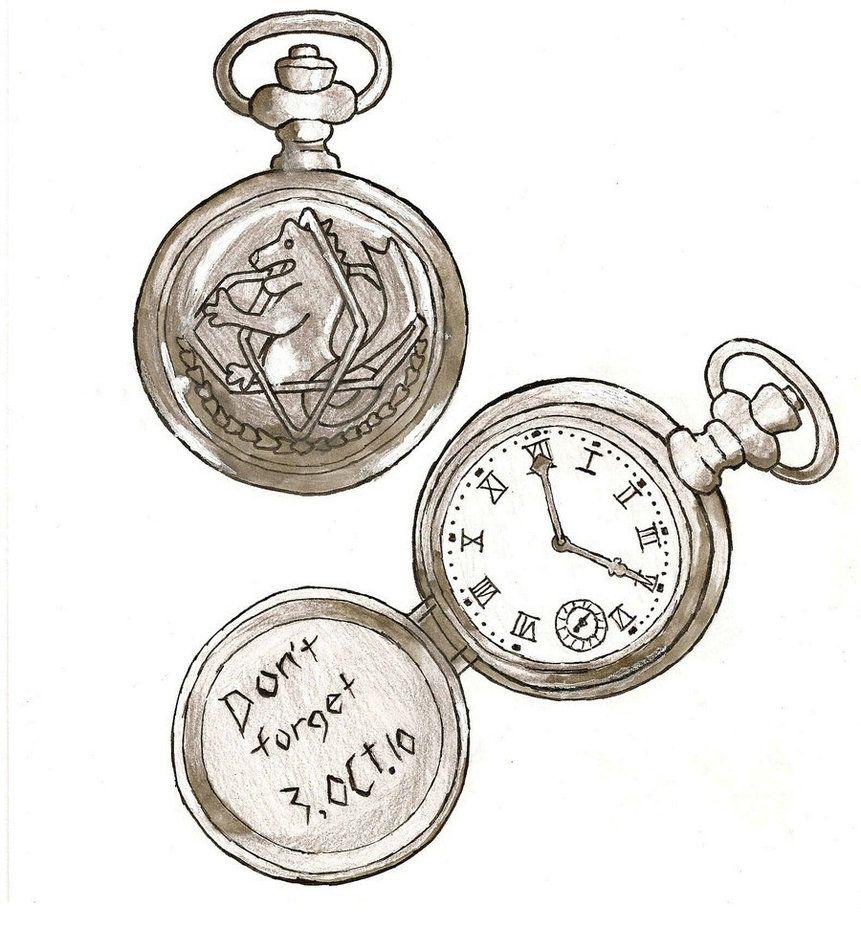 pocket watch drawing - Google Search | Drawing | Pinterest ...
