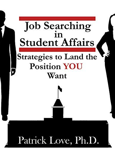 Job Searching in Student Affairs Strategies to Land the Position - student affairs resume