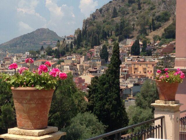 Taormina, Sicily, Italy.