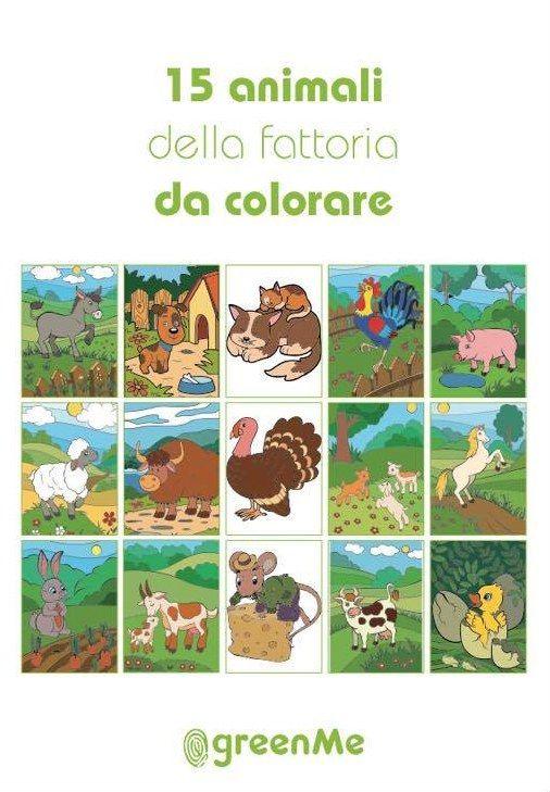 Disegni Da Colorare 45 Animali Da Scaricare E Stampare Gratis