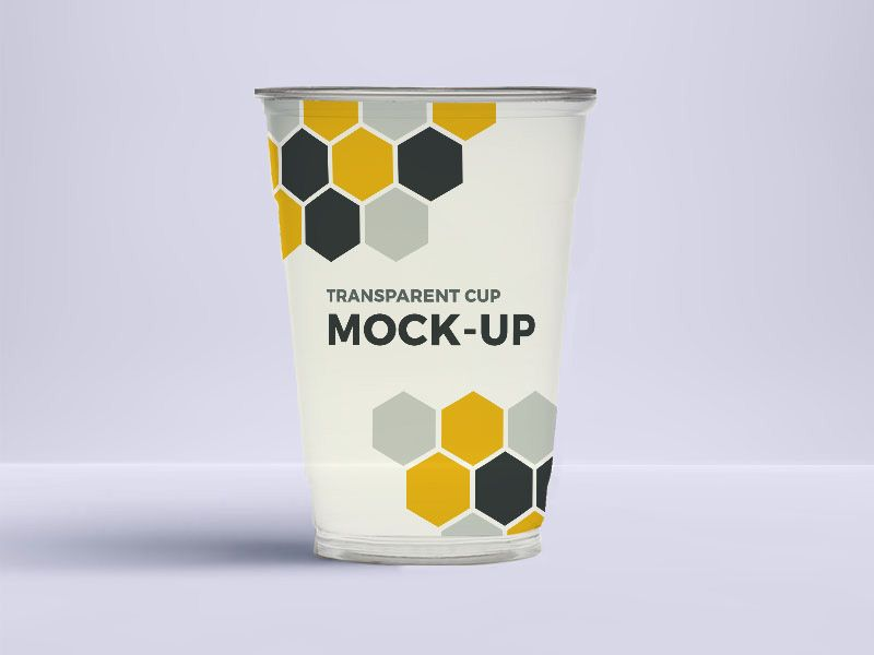 Plastic Drinking Glass Mockup Free Psd Mockup Free Psd Free Mockup
