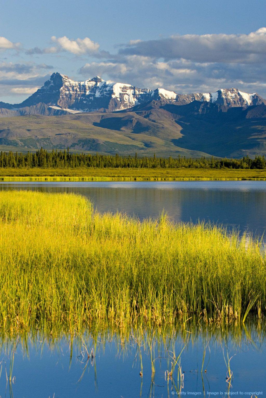 Tanada Peak, Wrangell-St Elias National Park and Preserve, Alaska