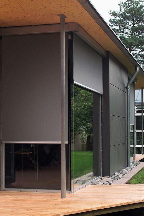 Store enrouleur coffre alsace strasbourg terrasse rideaux design pinterest verandas - Terrasse jardin pinterest strasbourg ...
