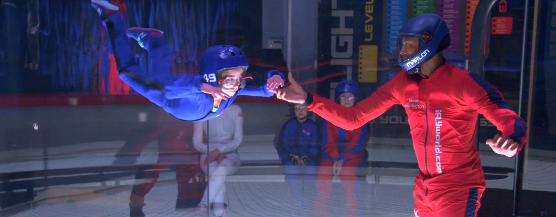iFLY Baltimore Indoor Skydiving You Can Fly (With images