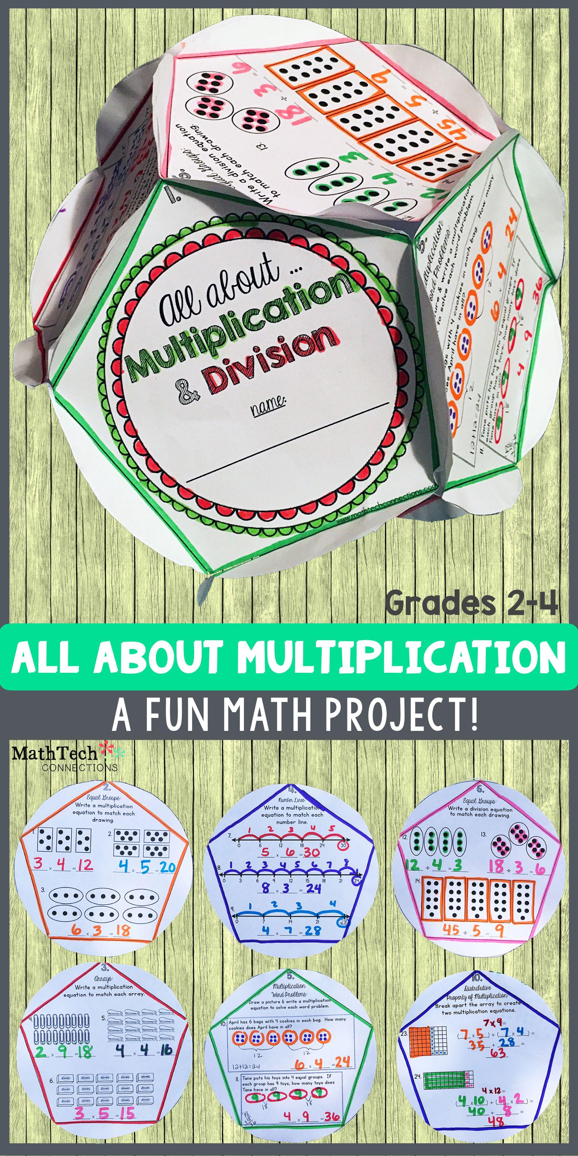 Multiplication Amp Division