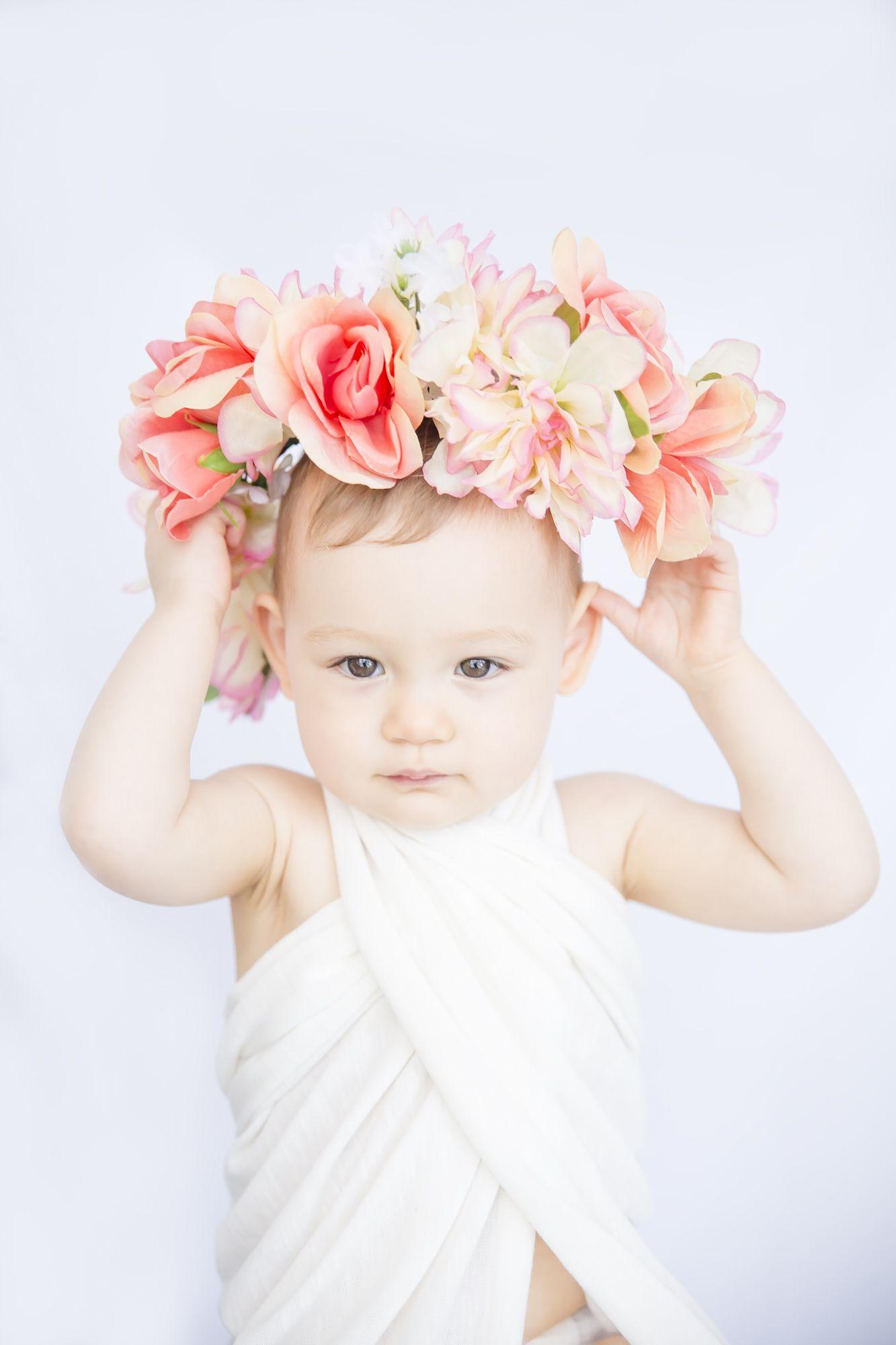 Dallas TX Child Photography Spring Mini Session Boho