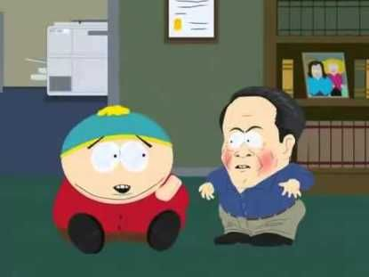 Cartman midget episode