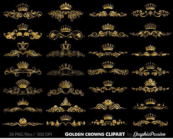 4e29cf85e2ad Crown Clipart