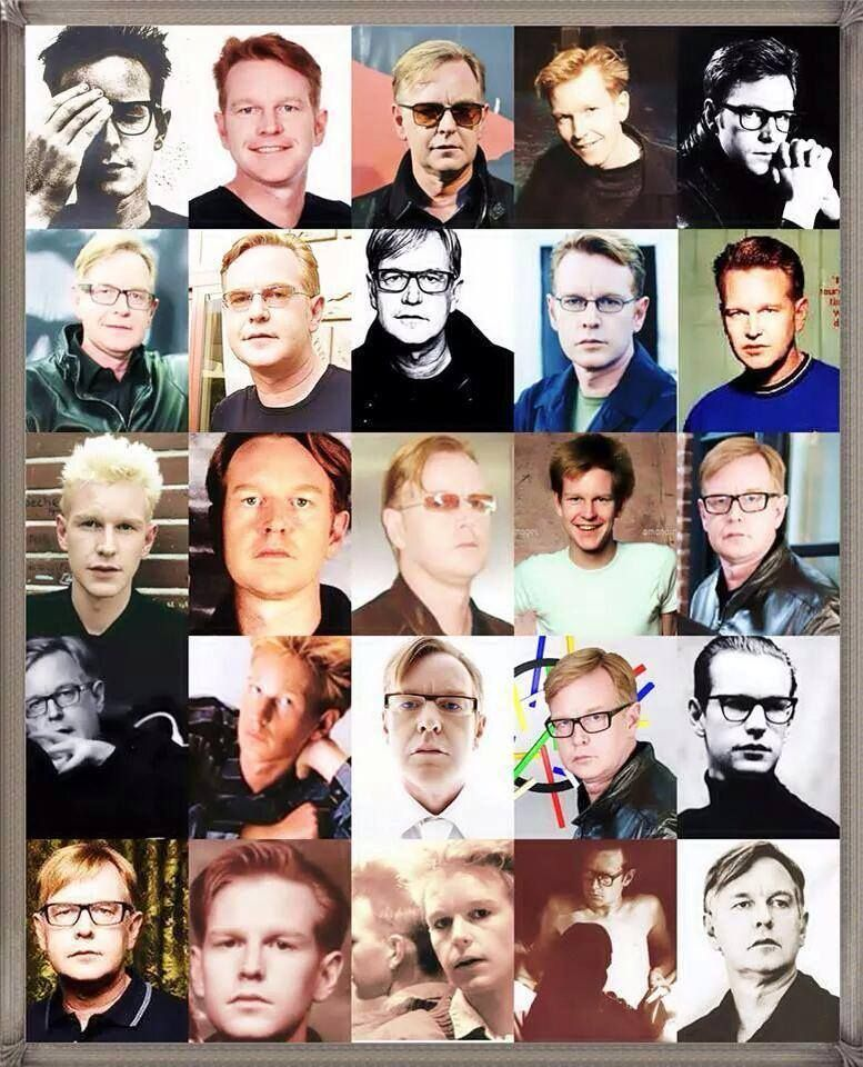 Happy B-Day Andy Fletcher!  08/07/1961  <3