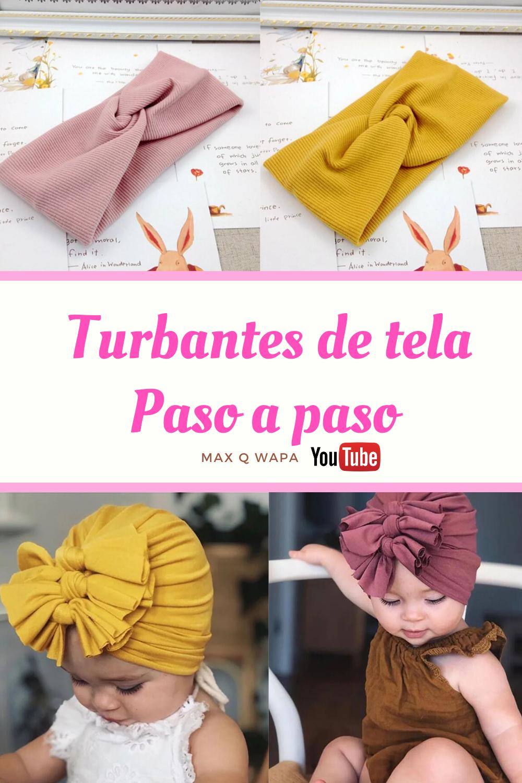 Jmitha Diadema turbante para el pelo 3 piezas regalos para beb/és y bautizo accesorios para beb/és